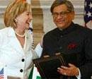WikiLeaks not to affect India-US ties, agree Clinton, Krishna