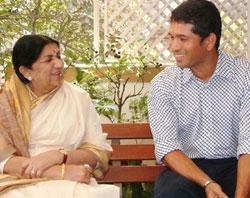 Sachin is Sachin, the real Bharat Ratna, says 'mom' Lata