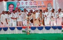 'Succour to minorities after BJP goes'