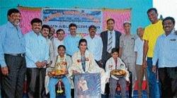 Ace player Poojashree to target international circuit in 2011