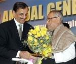 Economy can surpass 8.5% growth: Pranab