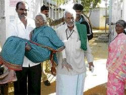 2 centenarians lead the way