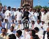 Andhra may be heading for political uncertainty