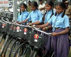 Kids denied wheels by govt mired in deals