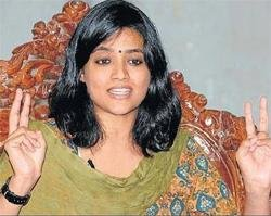 It's not me in the CD, insists Ranjitha