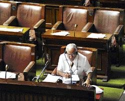 Assembly clears Bills backlog without debate