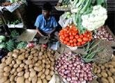 Food inflation falls to 16.91 pc; vegetable prices still high