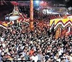 Karnataka mourns on the day of the festival