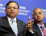 Smart Q3 earnings lift TCS shares by over 4 pc