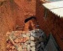 Labourer, trapped in tunnel for six days, pulled out alive