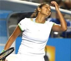 Sania's campaign ends in Australian Open