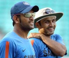 Sehwag, Dhoni are India's game changers: Harbhajan
