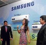 Samsung unveils new AC range