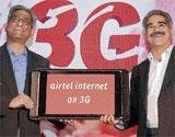Airtel launches 3G service in State