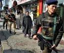 Kashmir on high alert ahead of Republic Day