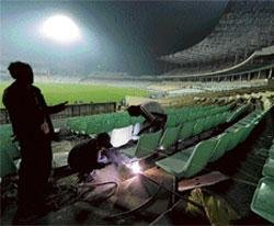Eden Gardens loses out on WC match