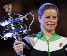Clijsters rallies past Li for Australian Open title