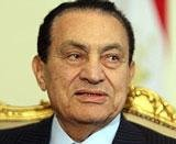Mubarak refuses to step down