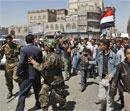 Yemenis stage new protests to oust their president