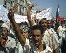 Yemeni police clash with 3,000 anti-government protesters