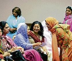 Muslims in the US: Tentative steps at speed-dating