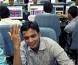 Sensex drops by 142 points on weak global cues