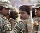 LTTE operating training centres in India, says Sri Lanka PM