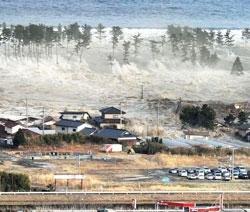 Over 1,000 killed in quake and devastating tsunami in Japan