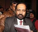 CBI questions Kalmadi for second time