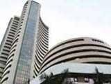 Sensex up 191 pts on easing oil prices, growth expectations