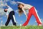 Encourage kids to be active during leisure time
