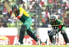 Formidable South Africa crush Bangladesh by 206 runs