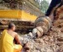 Rescuers struggle to reach Myanmar quake areas
