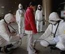 Radiation in Japan N-plant building 10 million times above normal