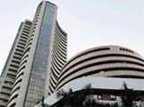 Sensex ends 208 points down