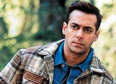 Salman observed bodyguards at WC matches to better his role