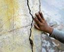 Strong quake hits northeast Japan