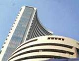 Sensex falls 310 pts on inflation concerns and Infosys results