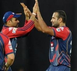 Daredevils aiming to trip high-flying Warriors for first win