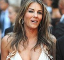 Elizabeth Hurley still close to Hugh Grant