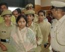 Veerappan's wife taken to Tamil Nadu from Bangalore jail