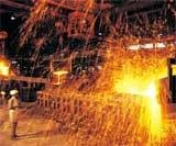 Steel Min for 8-10 MT ultra mega steel projects in 5 states