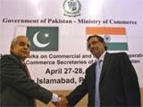Indo-Pak trade talks begin