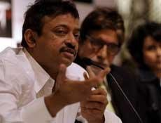 RGV upset over media reports on differences with Bachchans