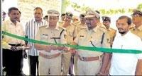 Police station has new bldg
