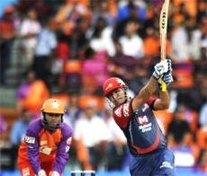 Sehwag leads Delhi to a much-needed win