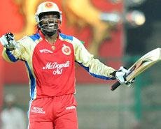 Tuskers hope to stop Gayle force