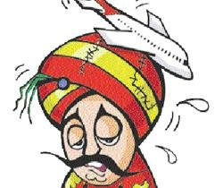 Maharaja of the skies in doldrums