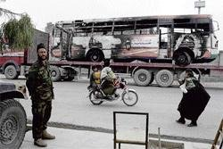 Bin Laden's death and the unknown in Afghanistan