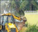 State slow on illegal shrine removal